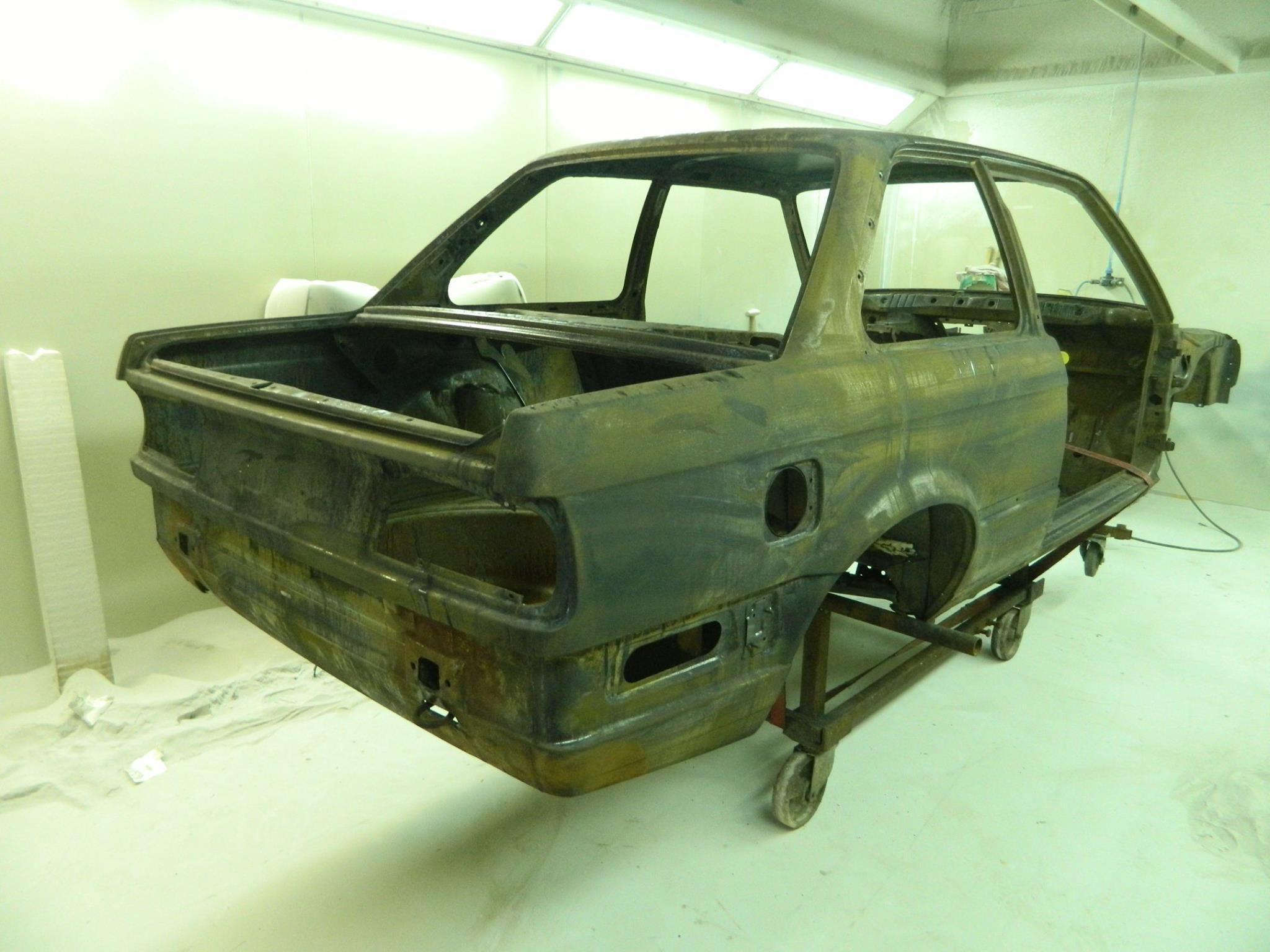 BMW E30 III